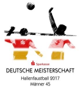 Logo der Hallen-DM der Männer 45 in 2017_klein